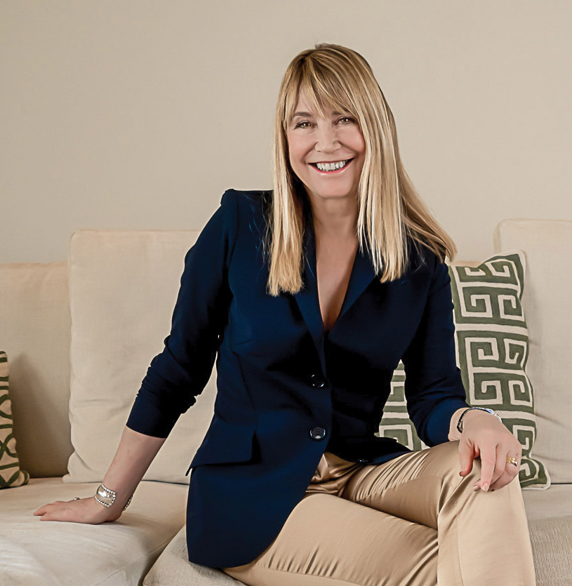 Create a 7-figure online business with Leslie Kuster